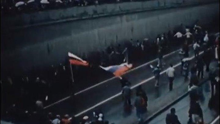 Ночь длинных ножей. СССР - 1990 г. Драма, криминал