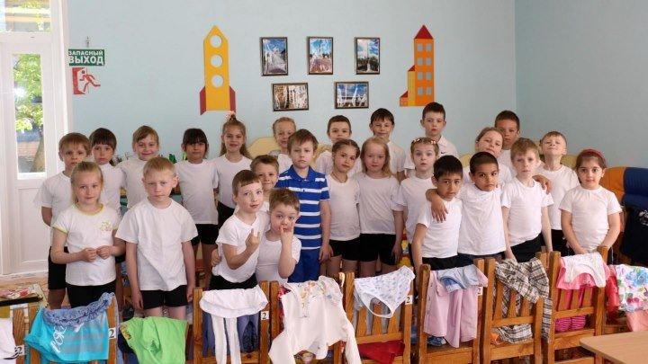 Один день из жизни группы - Детский сад / Дюймовочка / 2015