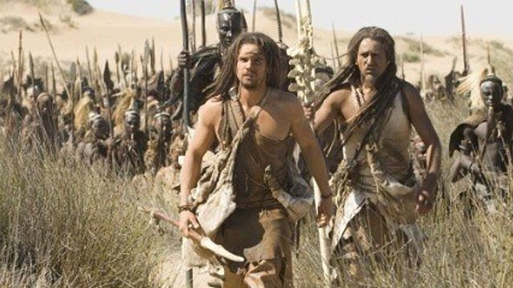 10 000 лет до н.э. / 10,000 BC (2008: фэнтези, боевик, драма)