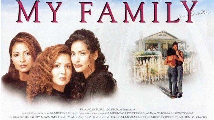 Моя семья 1995 Канал Дженнифер Лопес