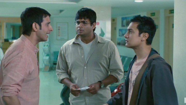Три идиота / 3 Idiots.2009