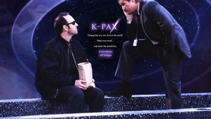 Планета Ка-Пэкс 2001 фантастика, драма
