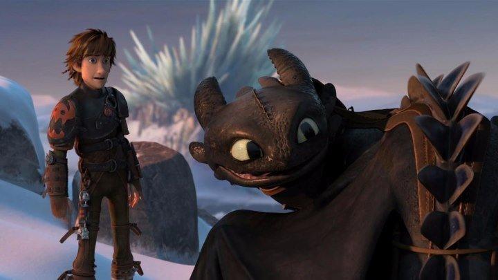 Как приручить дракона - 2 (2014)