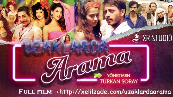 Uzaklarda Arama (Turk Sinema Filmi) HD