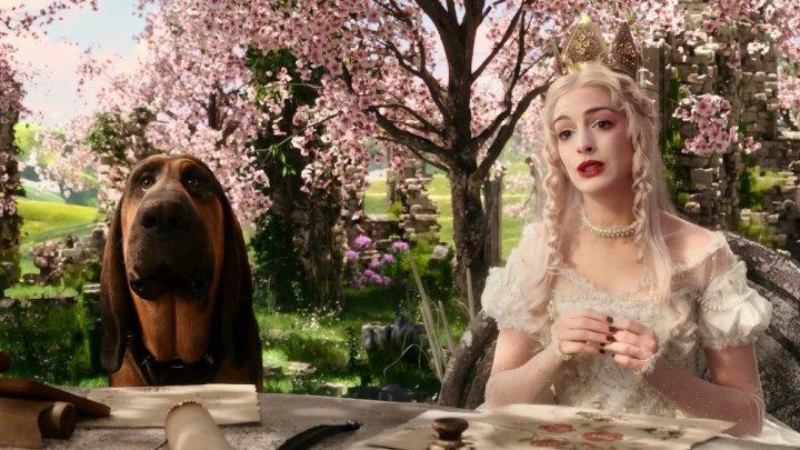 Тебя слишком давно не было, Алиса! Встречайте удивительное приключение Disney «Алиса в Зазеркалье» в кинотеатрах с 26 мая.
