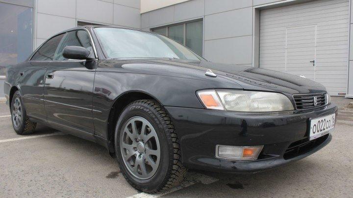 1994 Toyota Mark II (X90). Обзор (интерьер, экстерьер, двигатель).