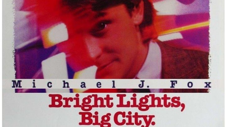 Яркие огни, большой город 1988 Канал Майкл Джей Фокс