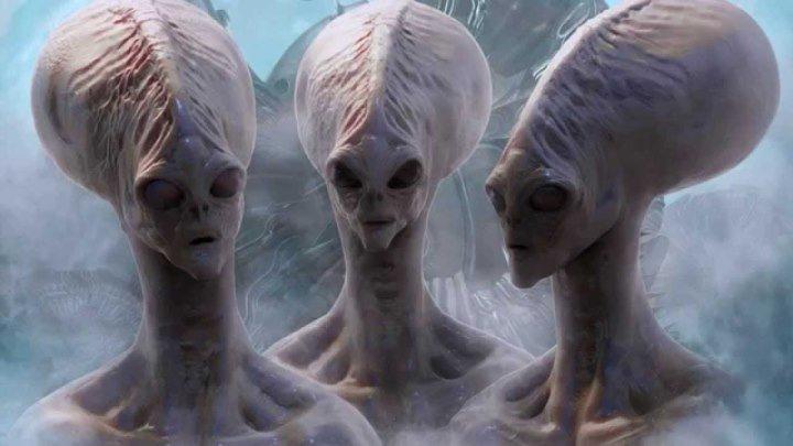 Установлена связь с инопланетным разумом! Контакт с НЛО 04.04.2016