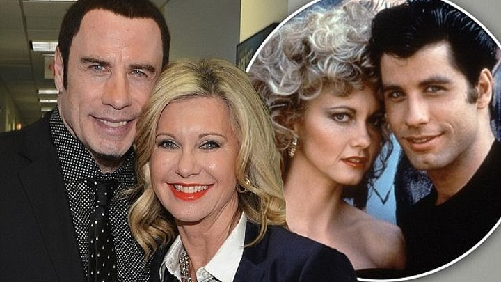 Olivia Newton-John & John Travolta - You're The One That I Want _ HD 720