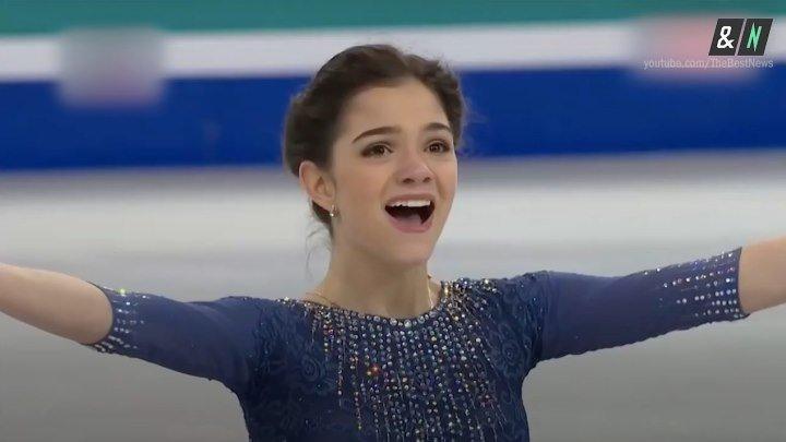 Российская фигуристка – лучшая в мире!