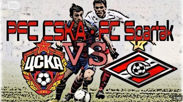 PFC CSKA - FC Spartak Moscow - 06.03.2016 - Russian Premier League 2015-16 - match preview