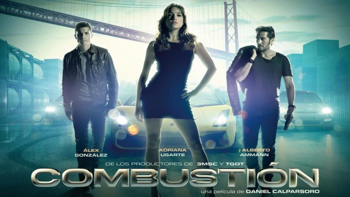 I8+Зажигание / Combustión (2013) приключения, боевик