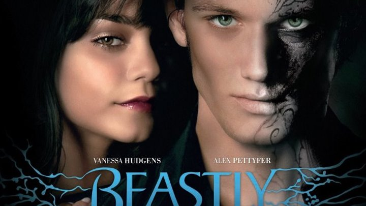 I8+Страшно красив / Beastly (2011) 720p фэнтези, драма, мелодрама