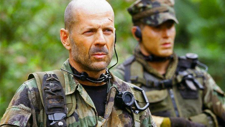 Слёзы солнца - (боевик, военный, драма, триллер) 2003, США
