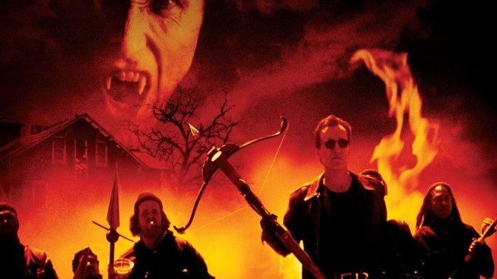 Вампиры - (ужасы, боевик, фэнтези) 1998, США - Япония