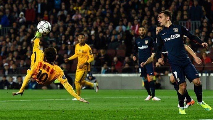 Барселона 2-1 Атлетико Мадрид ВОЛЕВАЯ ПОБЕДА СИНЕ-ГРАНАТОВЫХ! 💙❤