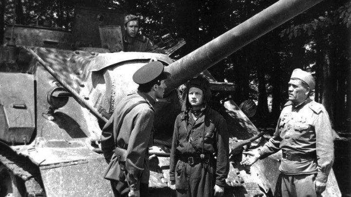 к_ф На войне как на войне (1968)