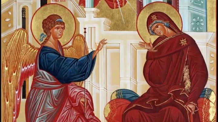 7 апреля - Благовещение Пресвятой Богородицы. Закон Божий, ч. 98