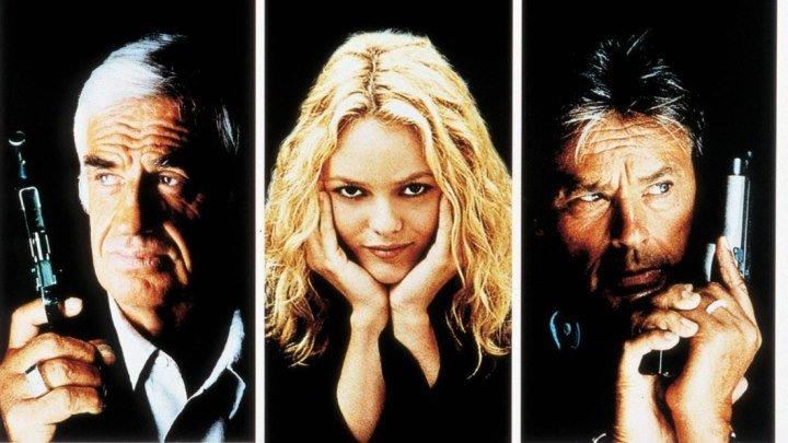 Один шанс на двоих (1998) боевик, драма, комедия, приключения HDRip от Scarabey P Жан-Поль Бельмондо, Ален Делон, Ванесса Паради