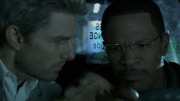 Соучастник 2004 триллер, драма, криминал.
