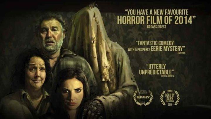 Привязанные к дому (2014) ужасы, комедия