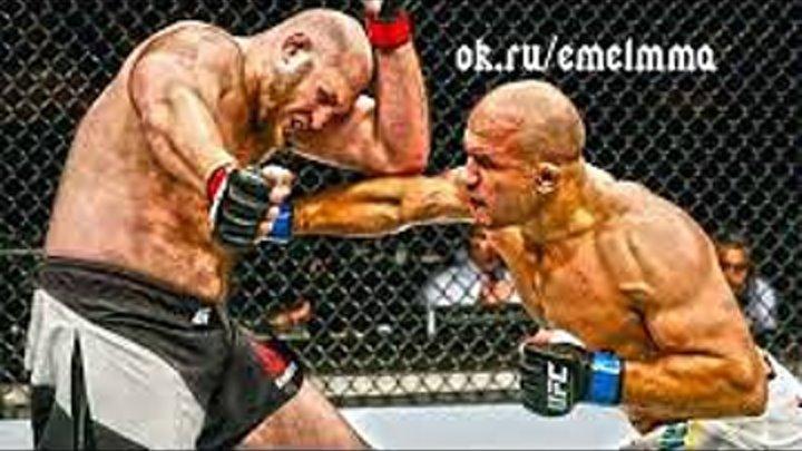 ★ Junior dos Santos vs. Ben Rothwell (ЛУЧШИЕ МОМЕНТЫ БОЯ) ★