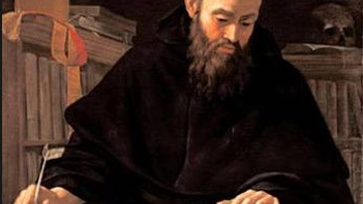 Блаженный Августин. Из глубины