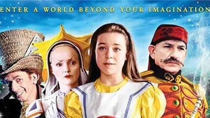 Алиса в стране чудес (1999) Фэнтези, приключения, семейный MVO (Канал ТВ-3) (Полная версия) Т.Маджорино, Р.Колтрейн, В.Голдберг, Б.Кингсли, К.Ллойд