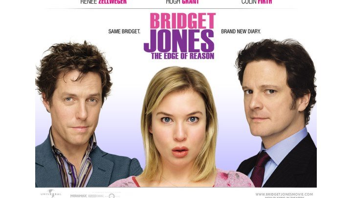 Бриджет Джонс: Грани разумного (2004)