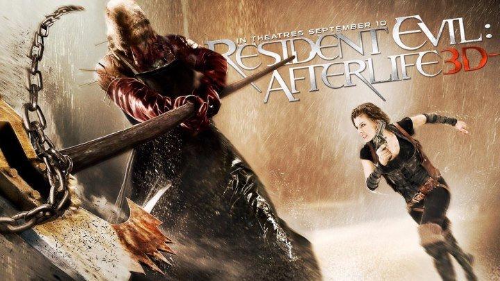 Обитель зла 3 - Вымирание (2007). ужасы, фантастика, боевик