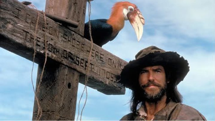 Робинзон Крузо 1997 драма, приключения.