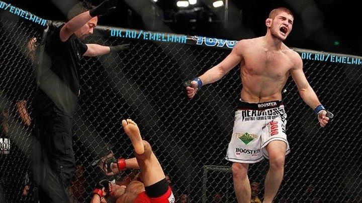 ★ Хабиб Нурмагомедов׃ Я хочу провести бой за чемпионский титул UFC ★