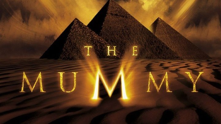 Муммия - (Боевик,Приключения) 1999 г. США