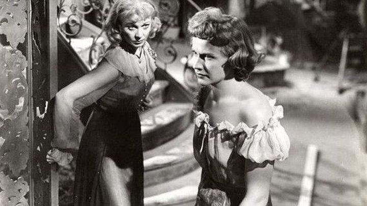 "Трамвай "" Желание"" 1951 Вивьен Ли Марлон Брандо"