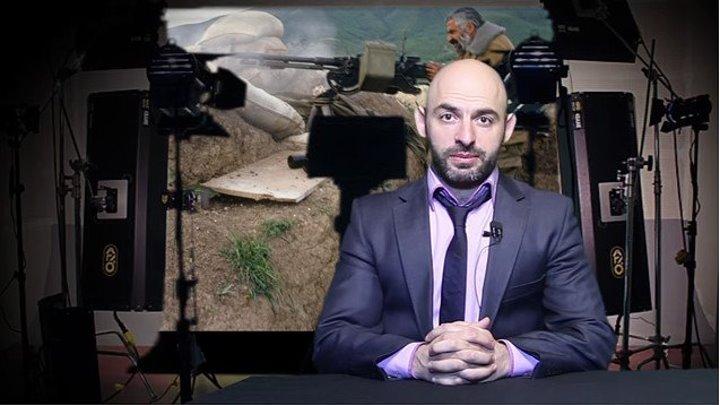 4х дневная война на Границе Нагорного Карабаха