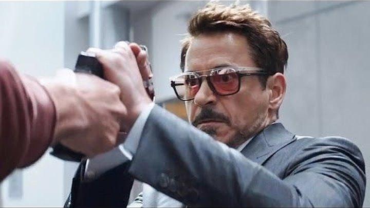 Первый мститель_ Противостояние - Баки против всех (2016)