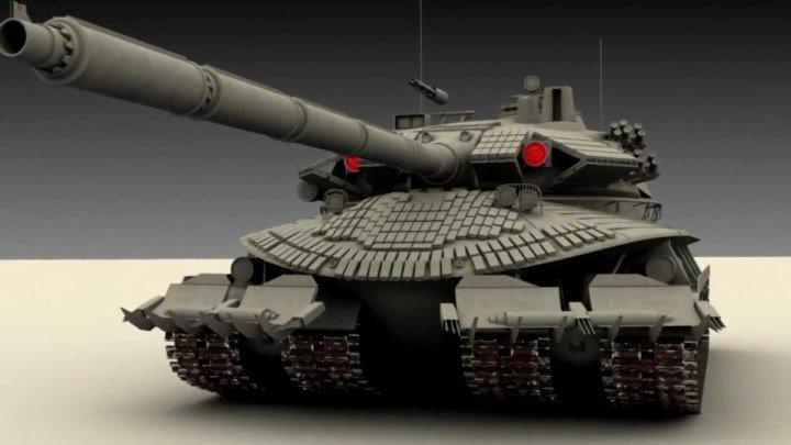 Самые необычные танки истории. HD+ Д/ф.