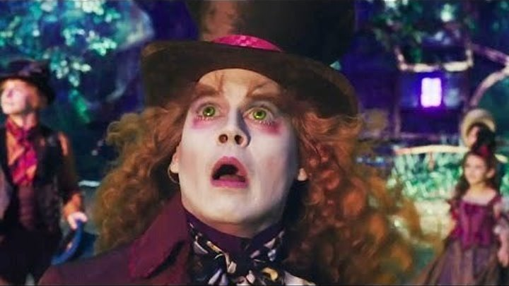 Алиса в Зазеркалье - Русский Трейлер 3 (финальный, 2016)