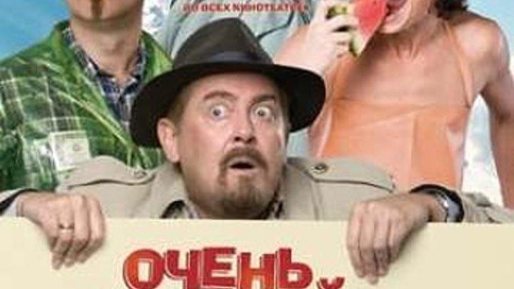 Очень русский детектив. 2008. Триллер, Детектив, Комедия. Россия