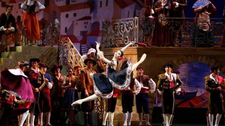 Балет Дон Кихот - предпремьерные репетиции!