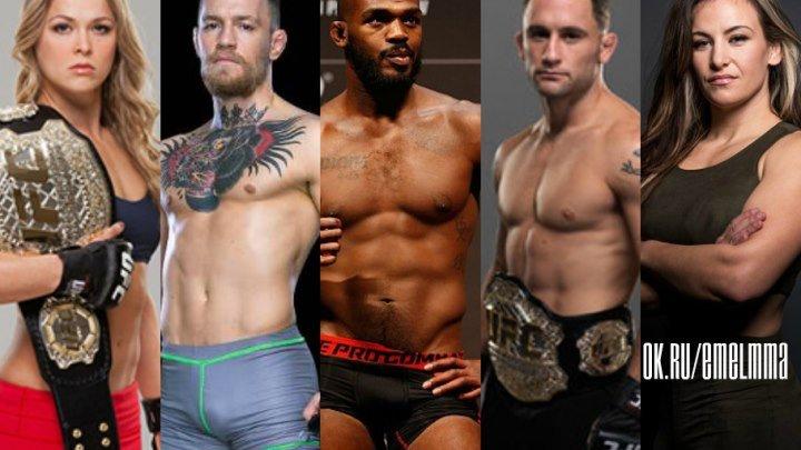 ★◈ℋტℬტℂTℕ ℳℳᗩ◈ Последствия исключения Конора МакГрегора из UFC 200, Ронда Роузи снимется в трех фильмах ★