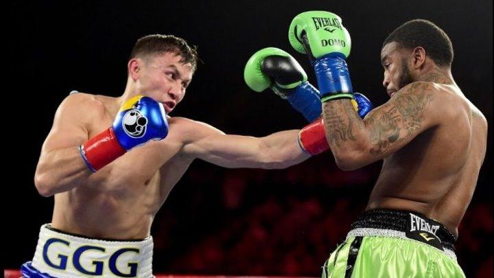 Геннадий Головкин - Доминик Уэйд (23.04.2016) Бокс Gennady Golovkin vs. Dominic Wade