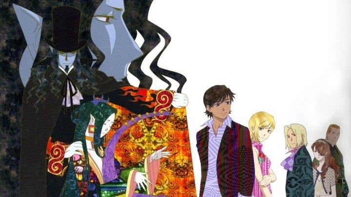 «Граф Монте-Кристо»/«Gankutsuou: The Count of Monte Cristo»/ 6 серия ☆彡