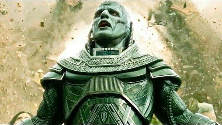 Люди Икс- Апокалипсис - Русский Трейлер 3 (финальный, 2016)