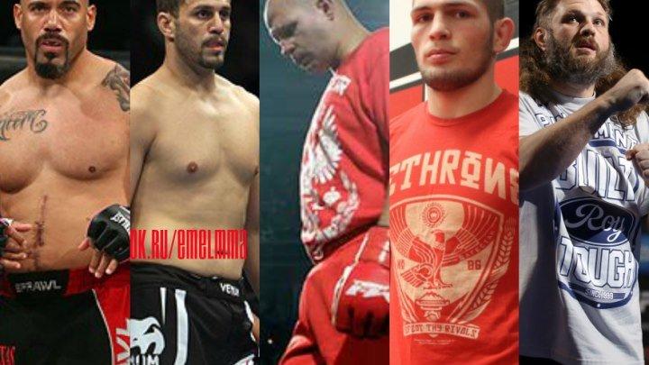 ★◈ℋტℬტℂTℕ ℳℳᗩ◈ Дана Вайт о встрече Хабиба Нурмагомедова с фанатами, бывший боец UFC получил 5 лет тюрьмы ★