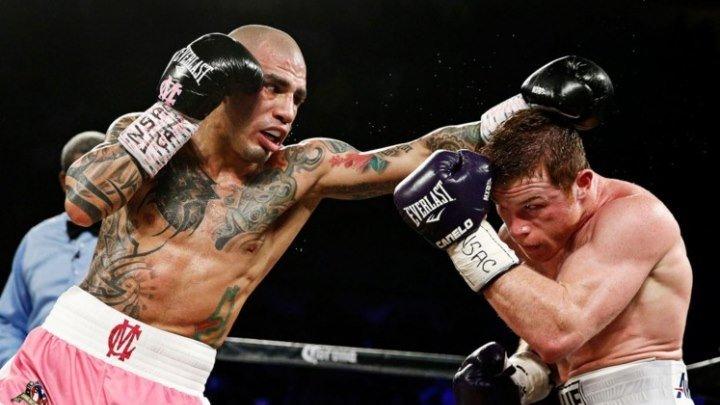 Сауль Альварес vs. Мигель Котто (лучшие моменты) Бокс.