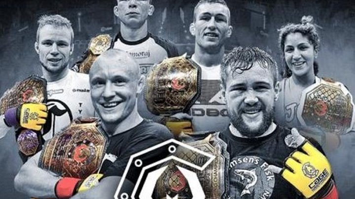 Cage Warriors 75 (16.04.2016) London Cage Warriors Fighting Championship 75