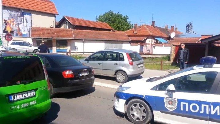 Скоростной поезд в Сербии