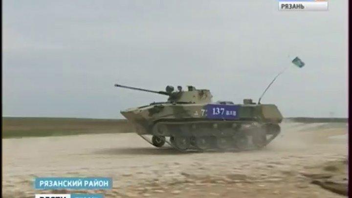Отбор на конкурс «Десантный взвод» среди подразделения 137-го и 51-го ПДП 106-й ВДД. Дубровичи. ГТРК Ока.