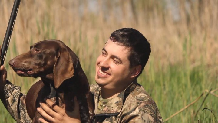 Верный охотничий пес-Павел Салаш новый клип на авторскую песню!